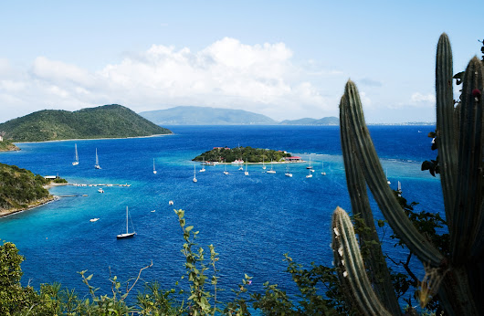 We Can't Wait For The 35th BVI Charter Yacht Society Show!