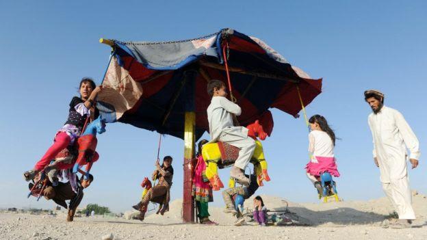 Número de vítimas civis aumenta cada ano no Afeganistão