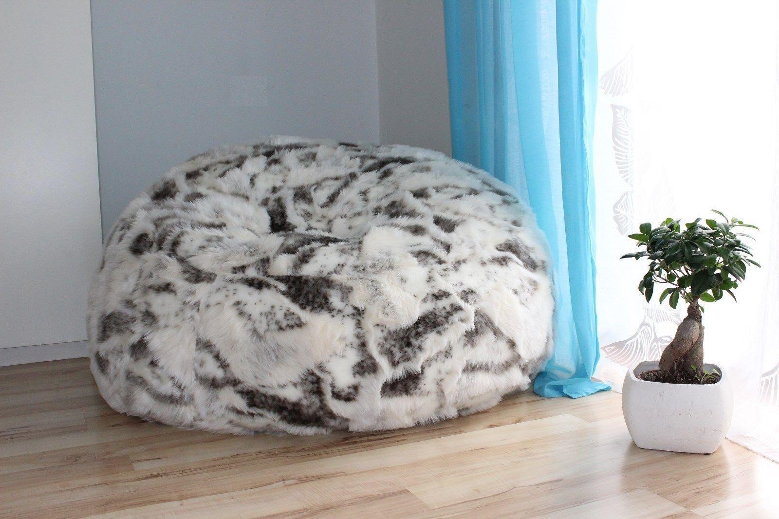 How to Make a Bean Bag Chair Cover | eBay
