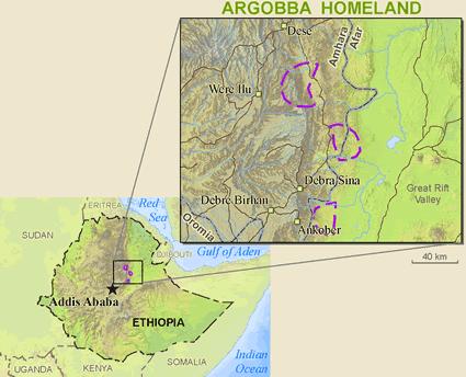 Argobba in Ethiopia