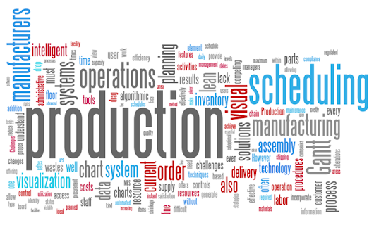 Decison Support for Production Scheduling in Dynamics NAV