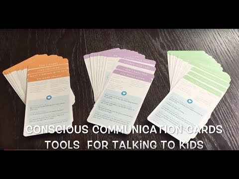 Deliberate Communication with our Kids