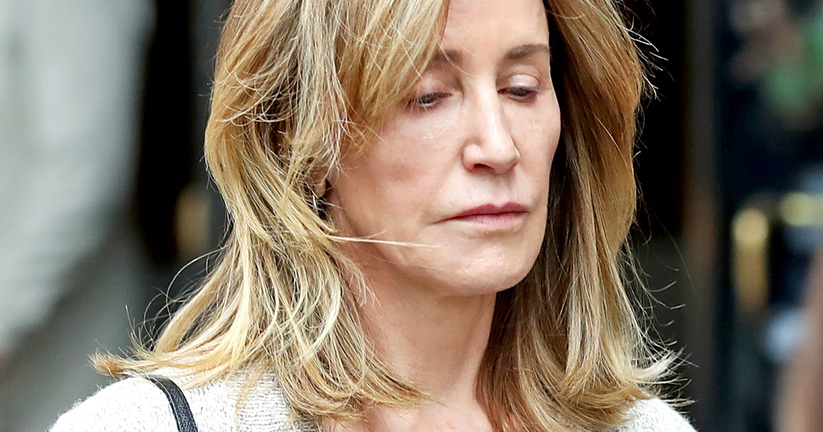 Why Hollywood Wont Cast Felicity Huffman Anymore