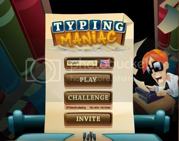 typing maniac1