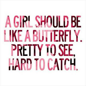 I Am Just A Girl With Ideas Picture Quotes