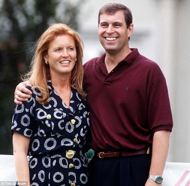 KATCHING MY I: Prince Andrew And Sarah Ferguson 'are Back