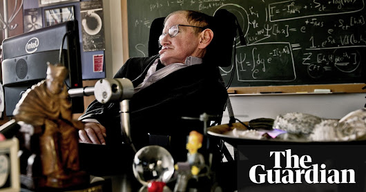 Stephen Hawking, science's brightest star, dies aged 76 | Science | The Guardian