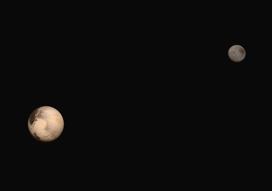 Some big moons in the Kuiper belt