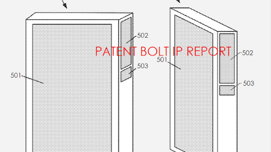 A Patent Surfaces Detailing a Facebook Smartphone