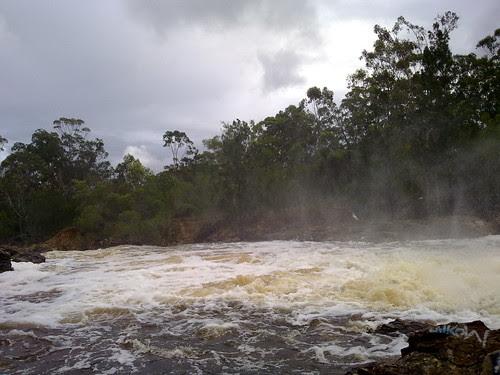 Sideling Creek in Flood