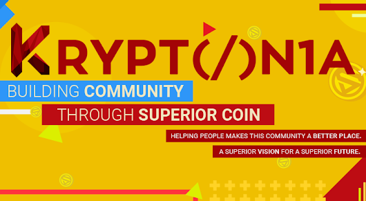 Why I LOVE Kryptonia! — Steemit