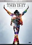 マイケル・ジャクソン THIS IS IT デラックス・コレクターズ・エディション(2枚組) [DVD]