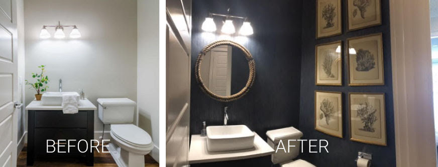 Before After The Process Chd Interiors Home Furnishings