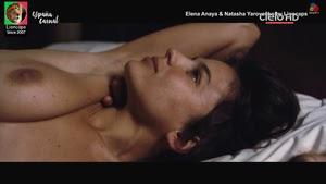 Elena Anaya and Natasha Yarovenko nude in movie Habitacion en Roma #2