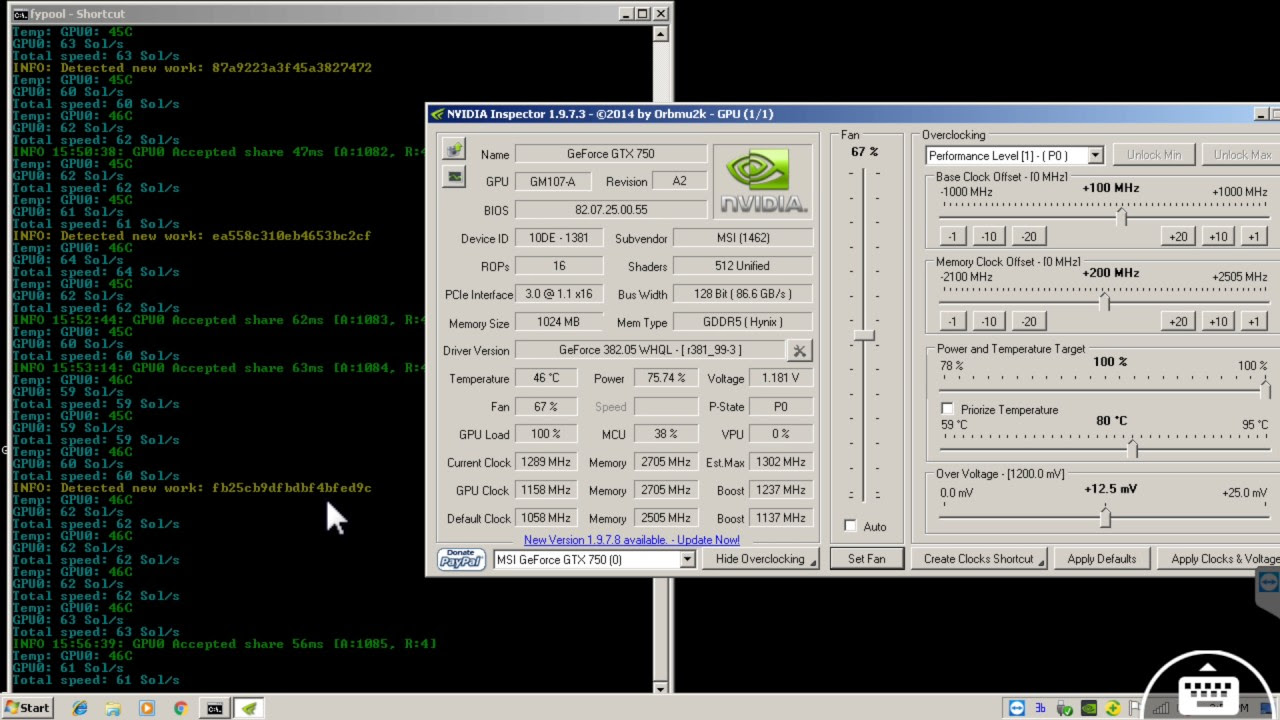 bitcoin mining software windows 7 32 bit