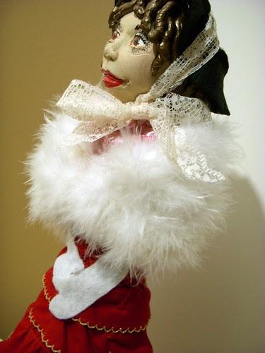 Art doll by Kai