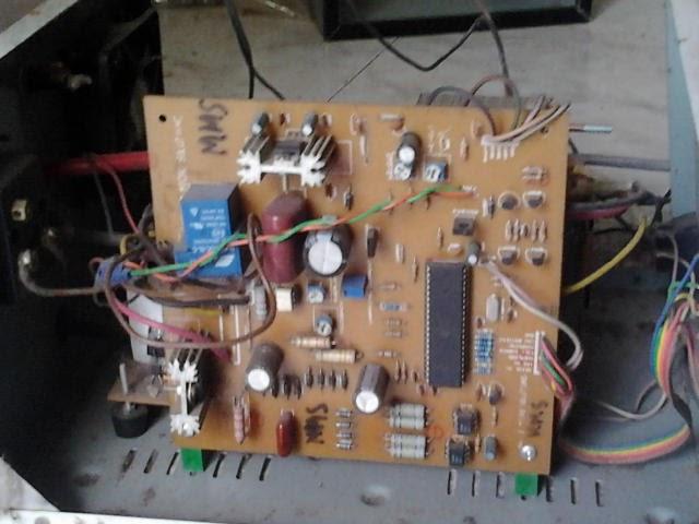 Tahmid S Blog Single Microcontroller Based 12v To 230v