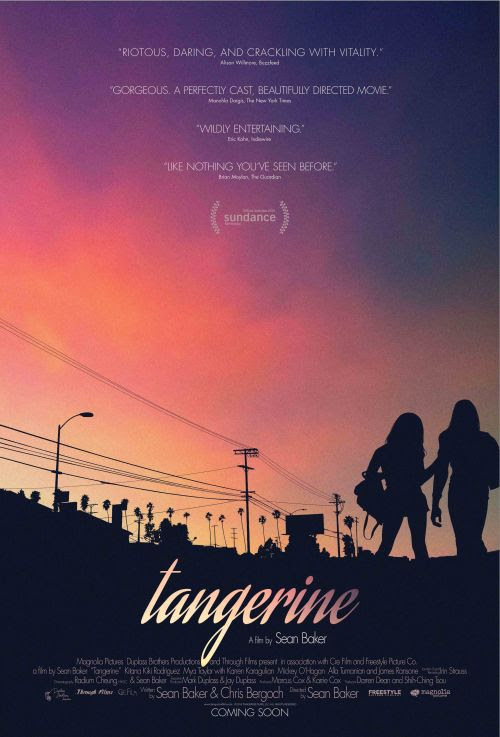 Tangerine (2015) - She Blogged By Night