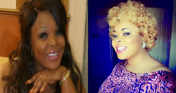 dayo amusa is a yoruba actor who has bleached her skin