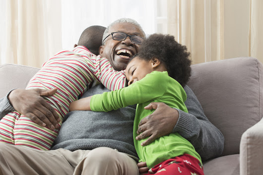 The Health Benefits of Having (and Being) Grandparents