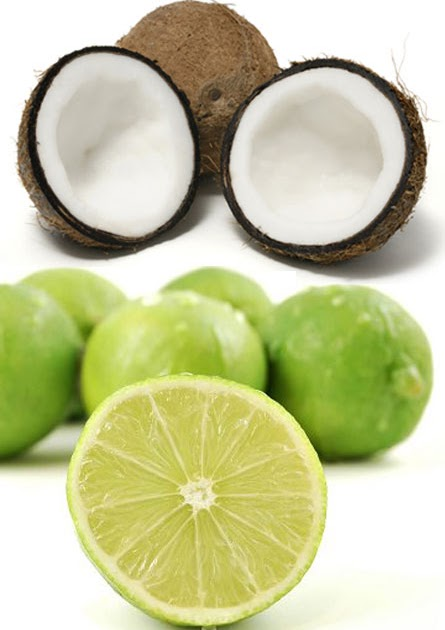 Living The Simply Natural Life Coconut Milk And Lime