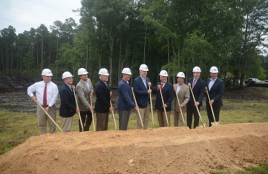 Frampton Construction Breaks Ground on Largest Hotel and Conference Center in Summerville, South Carolina | Charleston Daily