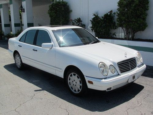 Sell used 1996 96 Mercedes Benz E320 * MB TECH OWNED ...