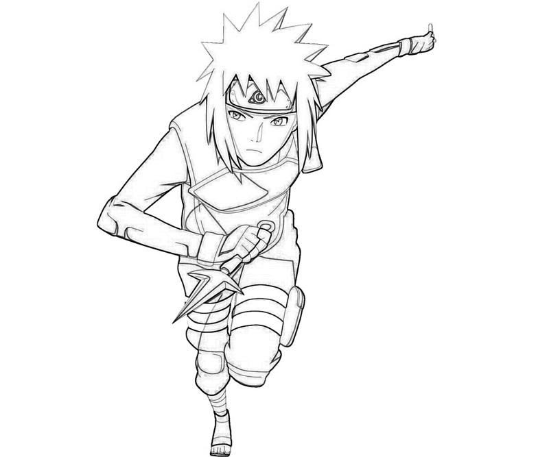 Free Naruto Shippuden Coloring Pages Coloring Home