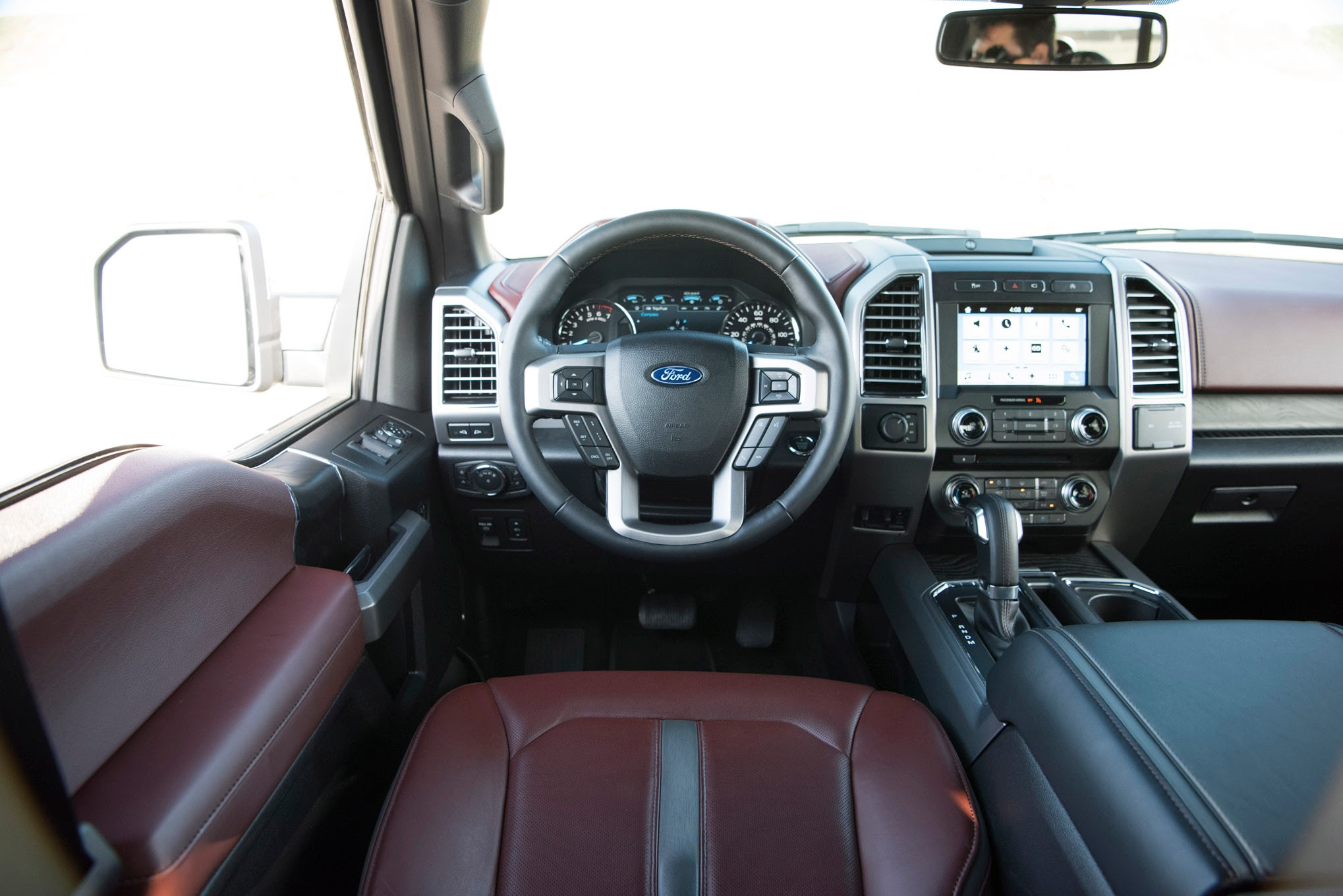 Pickup Truck Of The Year Contender 2018 Ford F 150 Photo