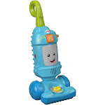 Fisher Price Laugh & Learn Toy, Light-Up, Learning Vacuum