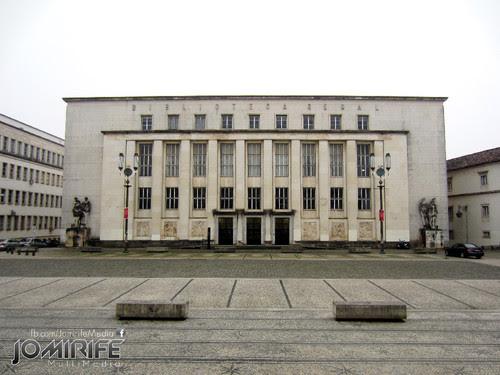 Biblioteca Geral da Universidade de Coimbra [en] General Library of the University of Coimbra
