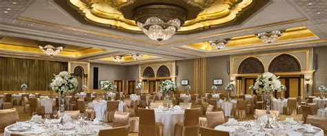 Meetings, Weddings & Conferences in Abu Dhabi   Emirates