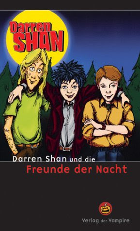 Darren Shan und die Freunde der Nacht