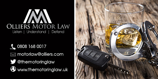 Motoring Lawyers & Solicitors Specialising in Drink Driving Offences