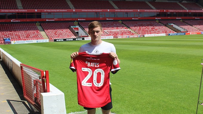 Alfie Bates 'Delighted' As Walsall Deal is Extended