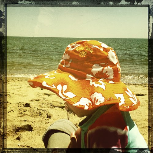 vacations on the beach