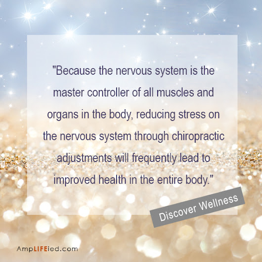 Reduce Stress on the Nervous System