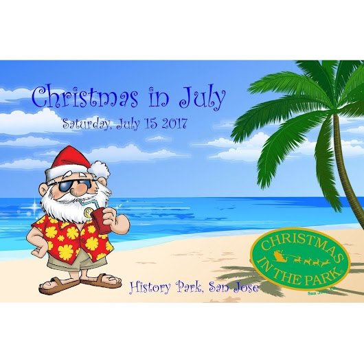Christmas in July 2017