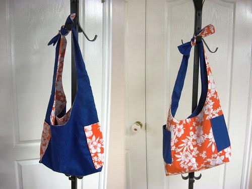 Reversable Lickity Split bag