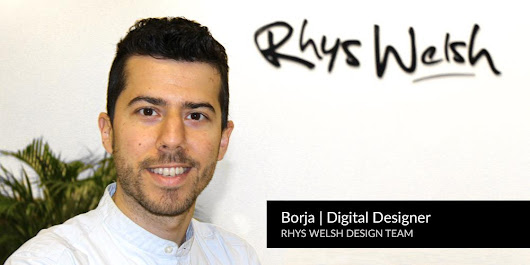 Web Design Cardiff - Digital Designer - Rhys Welsh Design Team