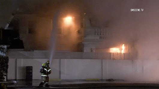 Philanthropist and owner of landmark Anaheim White House Restaurant mourns in wake of fire