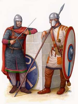 Romano bizantino