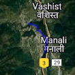 Hotel Satkar Residency Manali, Hotel Satkar Residency Manali, V.P.O. Old Manali, Near Club House Old Manali, Manali,Distt.-Kullu(HP), Manali, Himachal Pradesh 175131 to Unknown road - Google Maps