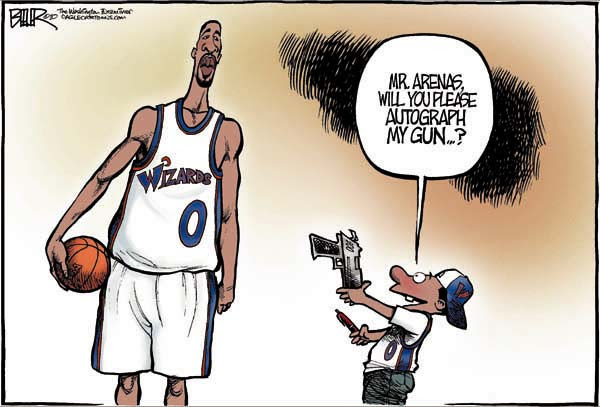 Cartoon by Nate Beeler