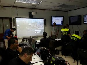 150 cámaras vigilarán visita de Obama y presidentes centroamericanos. CRH