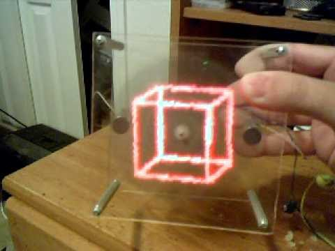 Most Awesome Pov Persistence Of Vision Display Online