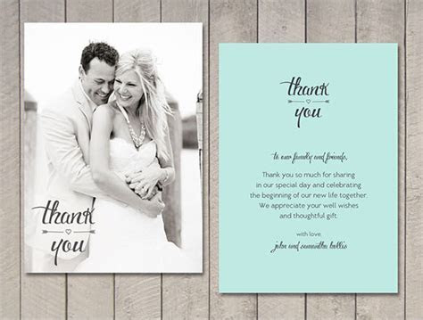 18  Wedding Thank You Cards   PSD, AI, Vector EPS   Free