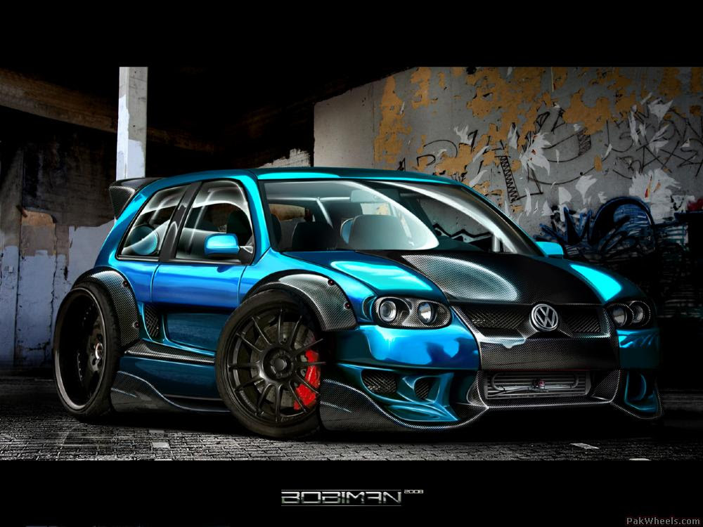 cool cars and girls: Modified Cars Wallpapers
