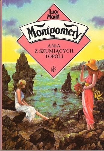 lucy maud montgomery, literatura dziecięca