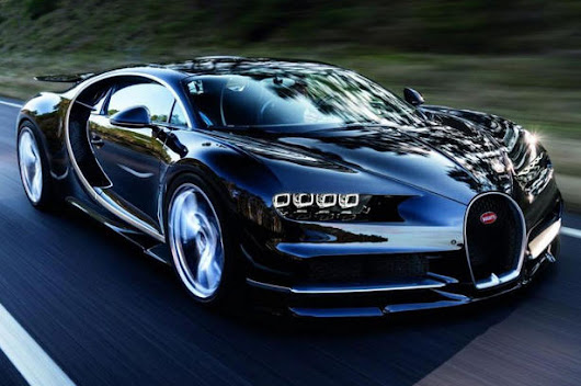 Bugatti Chiron: Specifications, Price
